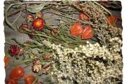 Колдовской венок из растений