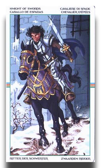 таро Рыцари на позиции защиты 600