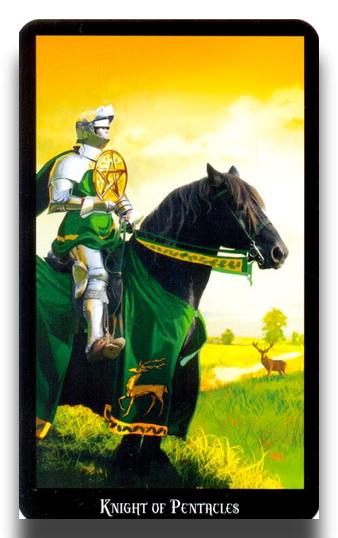 таро Рыцари на позиции защиты 602