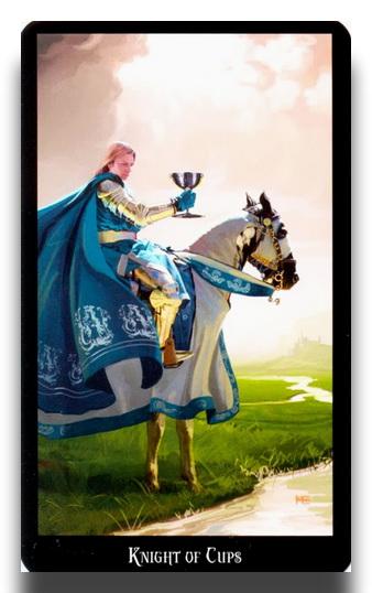 таро Рыцари на позиции защиты 603